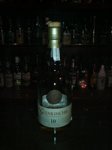 Glenkinchie 10年