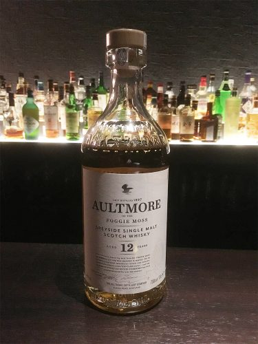 AULTMORE 12年