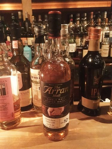The Arran 10 PRIVATE CASK