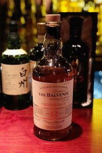 THE BALVENIE TRIPLE CASK 12