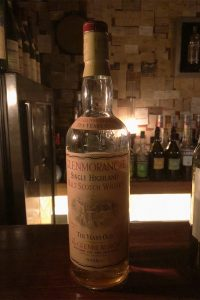 GLENMORANGIE 旧ボトル 10