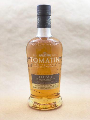 TOMATIN LEGACY 新ボトル