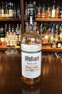 The BenRiach BOURBON BARREL