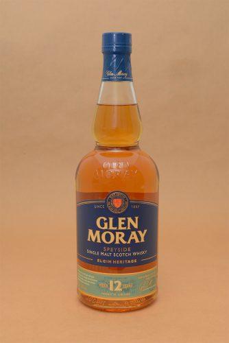 GLEN MORAY 12 新ボトル