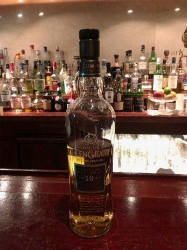 GLENGRANT 10 新ボトル