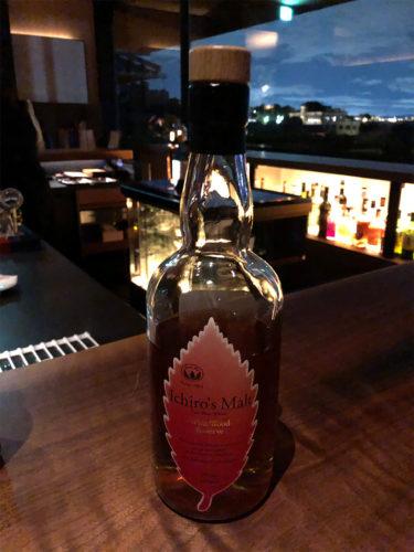 Ichiro's Malt Wine Wood Reserve