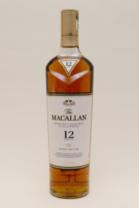 The MACALLAN SHERRY OAK